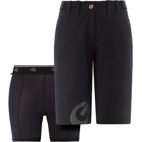 Gonso Sitivo Fietsshorts Dames, sitivo red
